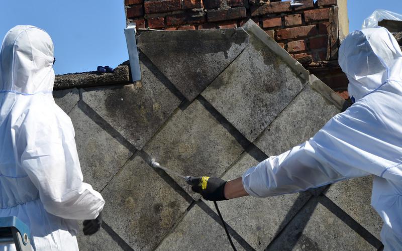 2 miljoen ton asbest