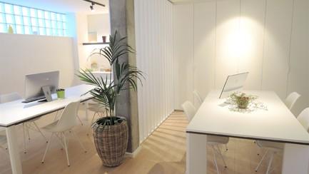 Een kantoor of studeerruimte huren in Merksem?