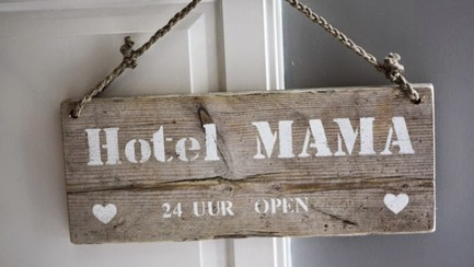 Hotel Mama nooit populairder.