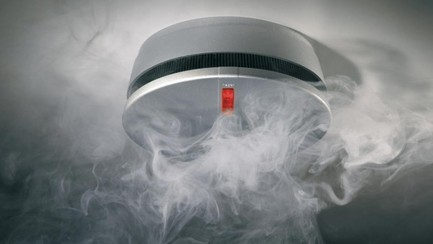 Rookmelder verplicht in elk huis vanaf 2020
