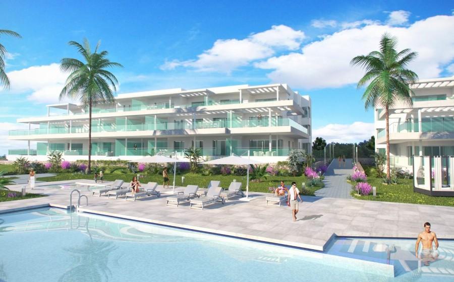 Appartement te koop in Estepona